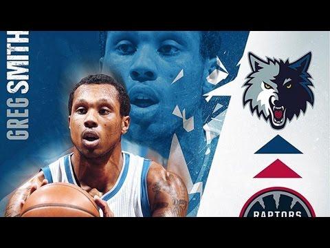 NBA D-League Gatorade Call-Up: Greg Smith to the Timberwolves