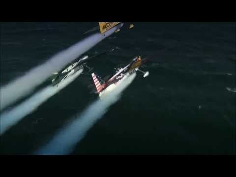 Formation Flight Over Indian Ocean to Rottnest Island