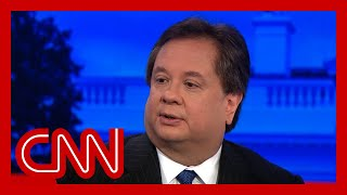 George Conway: Trump's lawyers treating the House like morons