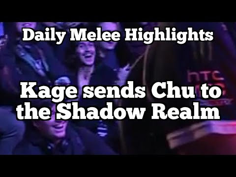 Daily Melee Highlights: Kage sends Chu to...