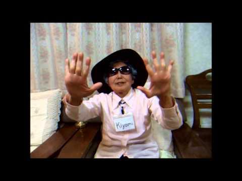 KiyomiおばあちゃんがHariのキヨミ(Gwiyomi)を踊ってみた!