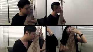 The Pipa Quartet 琵琶四重奏 - Chang Hui Mei (A-Mei) Mashup 张惠妹串烧组曲