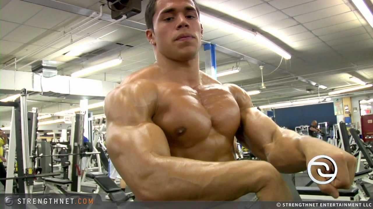 Video Sexy Teen Bodybuilder 30