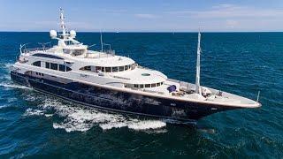 Benetti Superyacht SWAN