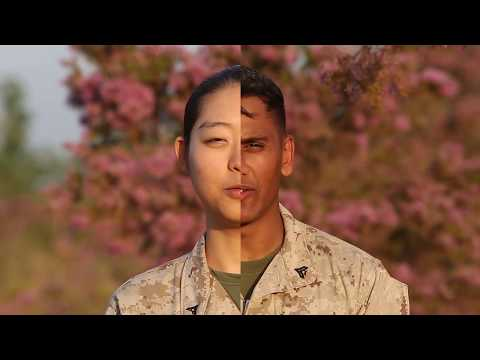 US Marines in Australia become US citizens on Osprey