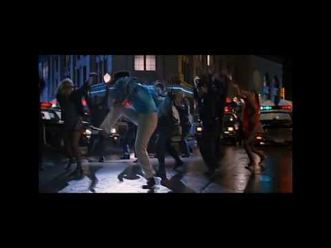 The Mask - Cuban Pete (dancing scene with police)