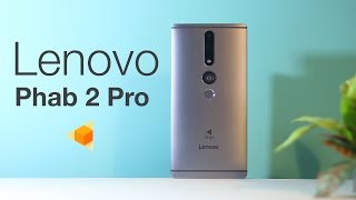 Repeat youtube video Lenovo Phab 2 Pro: The First Google Tango Phone