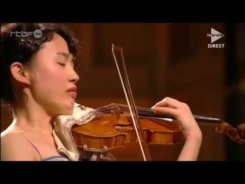 Fumika Mohri | Sibelius | Violin Concerto in D Minor | 2015 Queen Elisabeth Violin Comp
