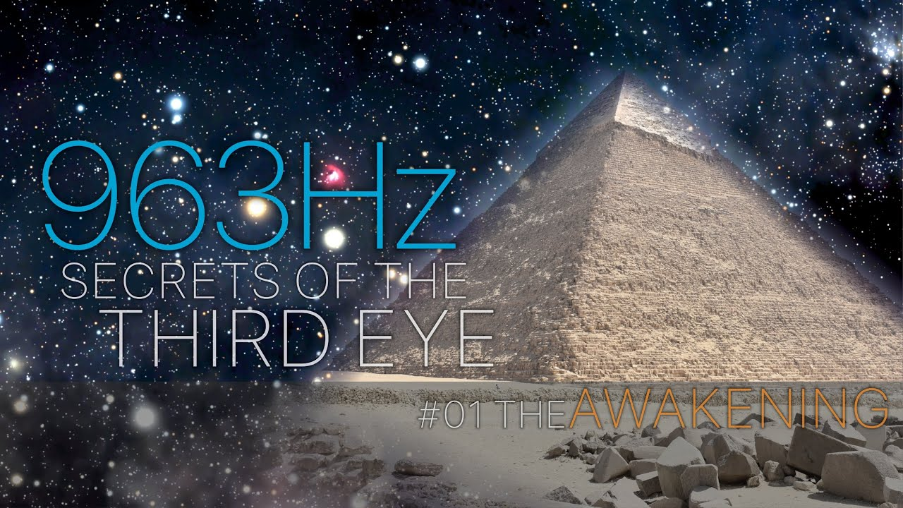 The pineal gland. Secrets of the third eye 44