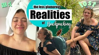 The Less Glamorous Realities of Backpacking!! ~ Surfer's Paradise and Brisbane Travel Vlog 🌎