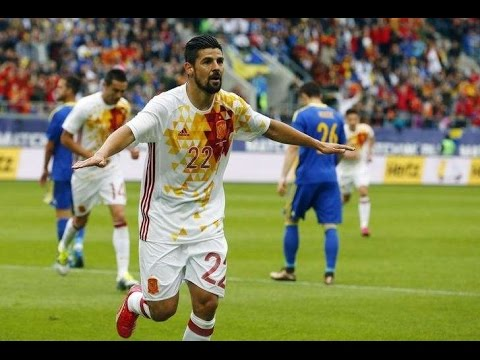 Spain 3-1 Bosnia & Herzegovina | Friendly | 5/29/16