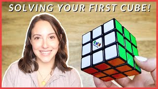 BEST VIDEO FOR SOLνING RUBIK'S CUBE | BEGINNERS GUIDE