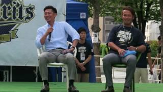 2017年8月9日(水)、京セラドームで開催されたオリックス・バファロー...