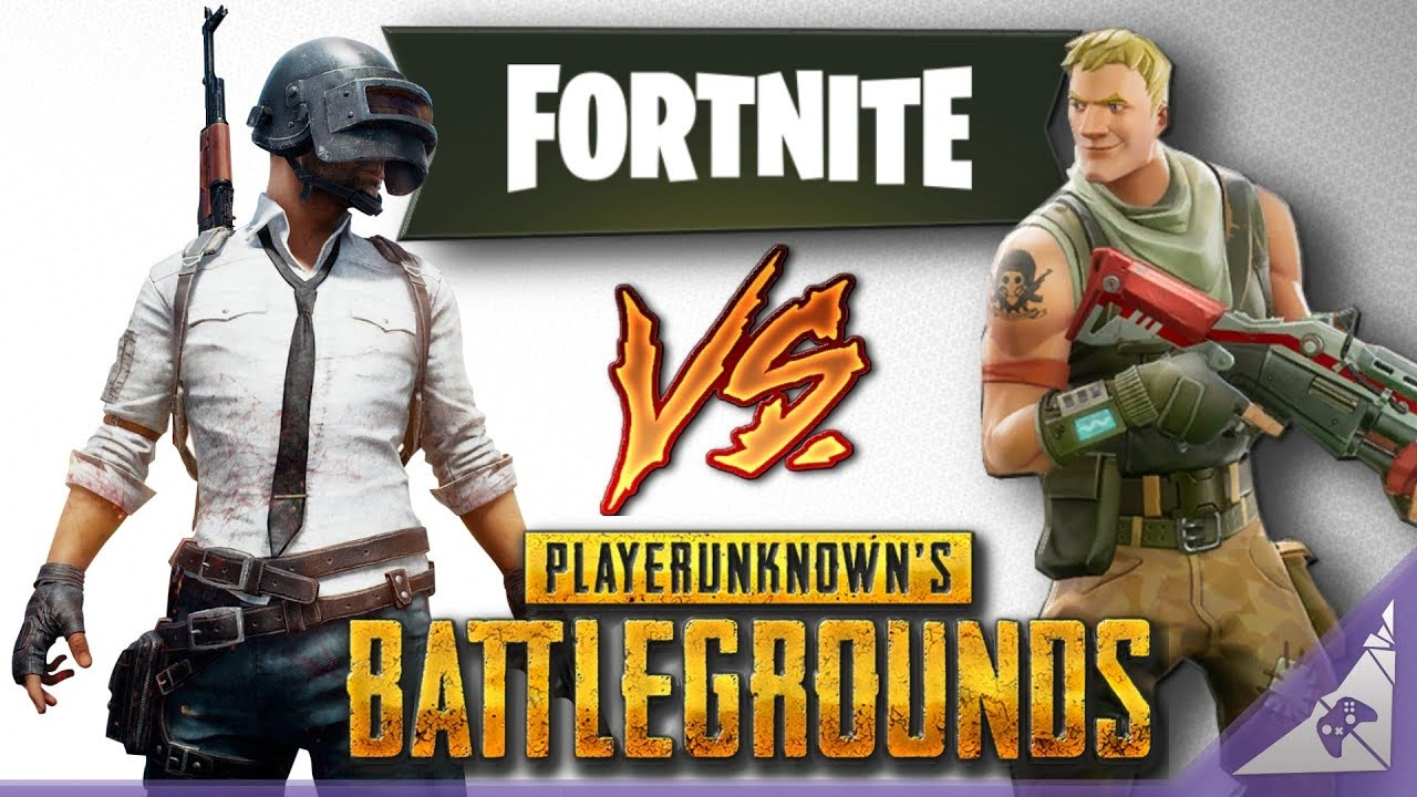 Pubg V Fortnite: Fortnite Vs PUBG: 5 Things Fortnite BR Does Better