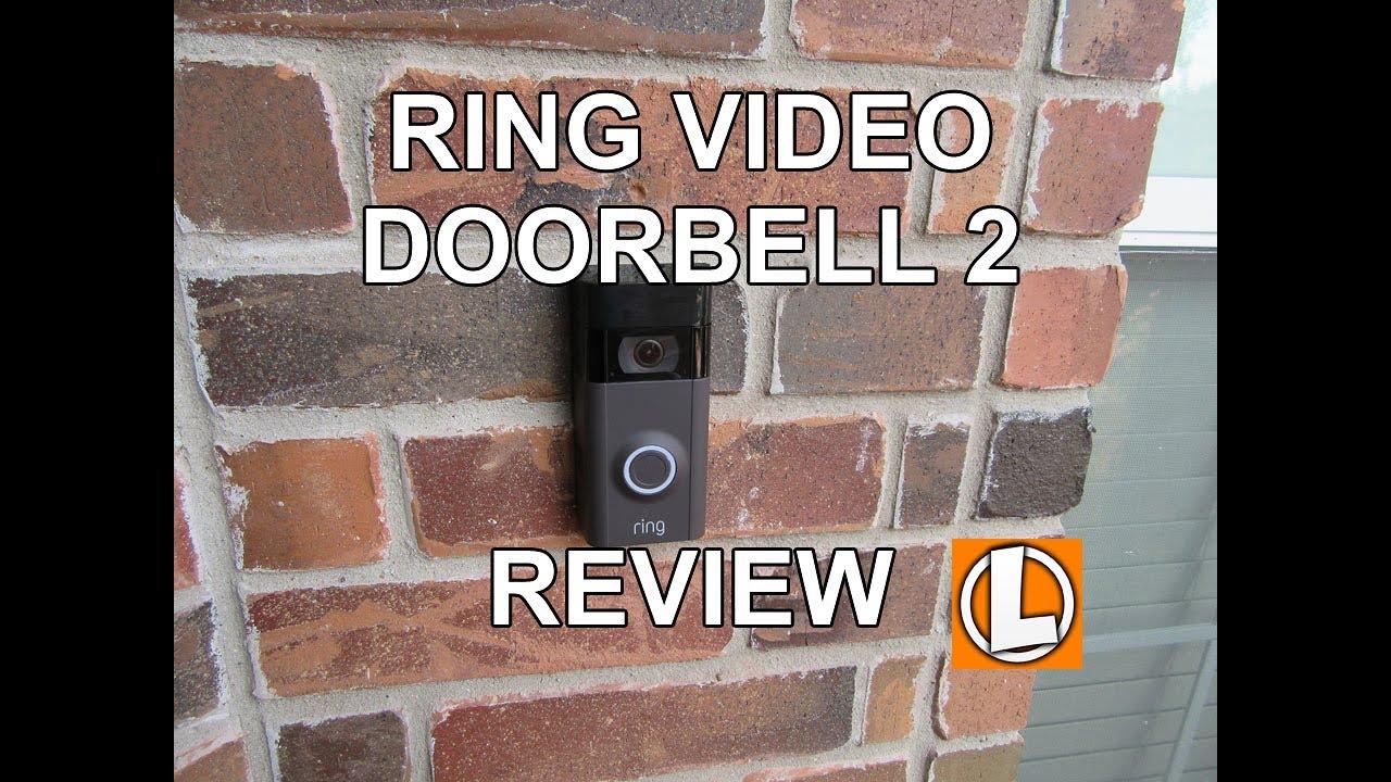 ring video doorbell 2 review unboxing setup. Black Bedroom Furniture Sets. Home Design Ideas