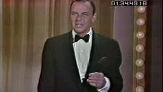Hollywood Palace 3-05 Frank Sinatra (host), Count Basie, Jack E. Leonard, Peter Gennaro