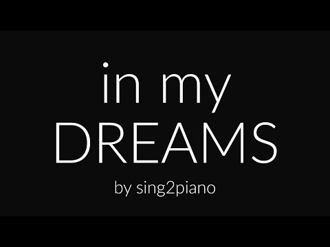 In My Dreams (Piano Karaoke Instrumental) Ruth B