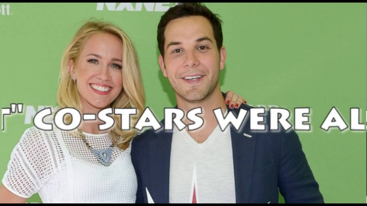 'Pitch Perfect' Stars Flock To Anna Camp And Skylar Astin