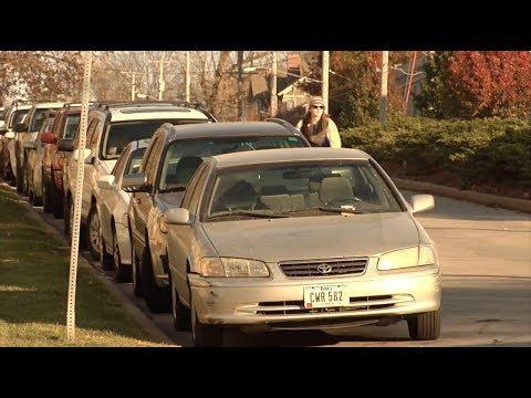 Iowa City Update: 48 Hour Parking