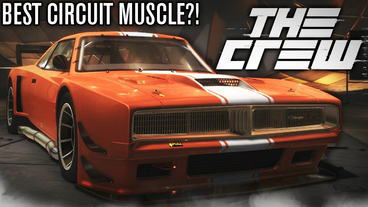 The Crew Best Circuit Muscle Car Dodge Charger R T Hemi