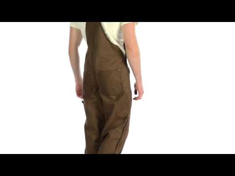 Alaskan Hardgear Valdez Bib Overalls - Microfleece-Lined (For Men)