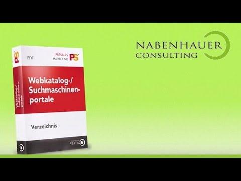 Webkataloge im Überblick - Verzeichnis \