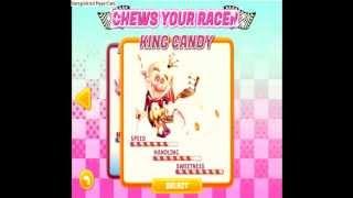 Sugar Rush Speedway - Code - King Candy