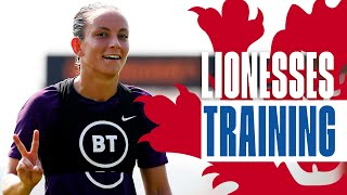 The Lionesses are BACK!  | Belgium v England Women's | Inside Access