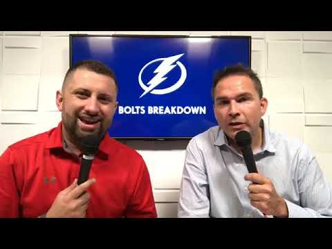 Sports Life With Jay Recher - Bolts Breakdown with Jay Recher and Bryan Burns 4/2/19
