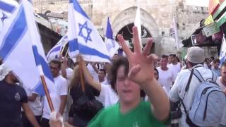 Jerusalem Day Parade 2016