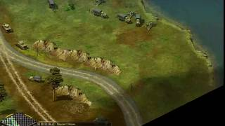 Blitzkrieg Rolling Thunder - Pilsen - Red Army attack, part 1