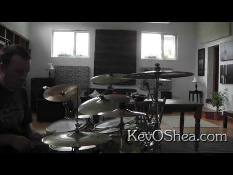 Triple Stroke Bass Drum Exercise | Drum Transcription