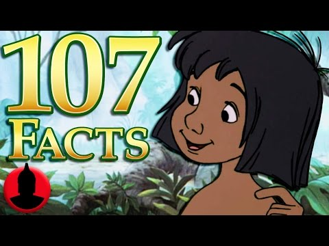 107 Jungle Book (Cartoon) Facts YOU Should Know - (ToonedUp #127) | ChannelFrederator