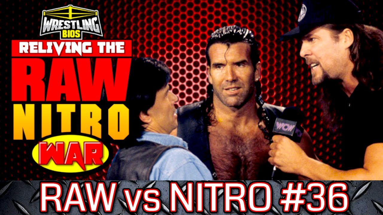 "Raw vs Nitro ""Reliving The War"": Episode 36 - June 10th 1996"