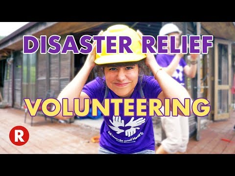 Disaster Relief Volunteering with All Hands and Hearts // St. Thomas, US Virgin Islands // USVI