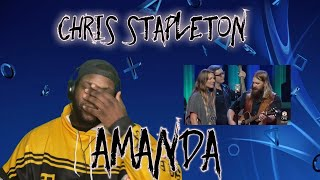 Chris Stapleton | Amanda | Reaction