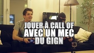 Jouer à Call of Contre un mec du GIGN - GAMEPLEY