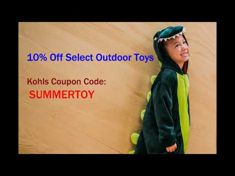$50 Off Active Kohl's Coupon, Promo & Free Shipping Code 2020