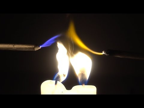 Plasma Arc through Flames and Magnetic Fields | Magnetic Games