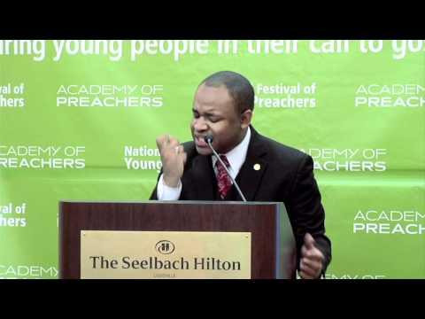 James Wesley Dennis III, AoP '11 (2012 National Festival of Young Preachers)