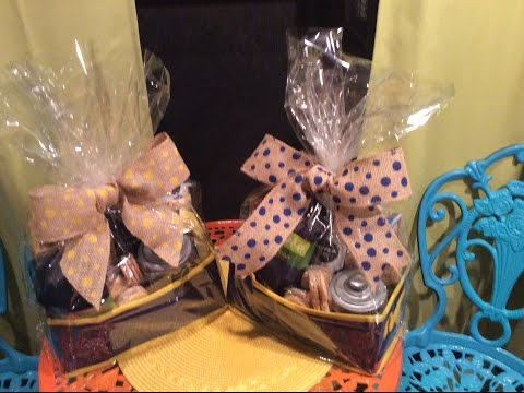 $5 Father's Day Gift Basket