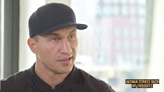 WLADIMIR KLITSCHKO: 3 FIGHT DEAL WITH DAZN?!!! TARGETS FURY & JOSHUA REMATCHES?!!!