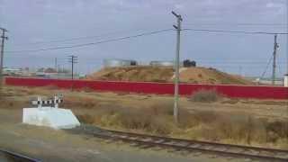 Макат из поезда