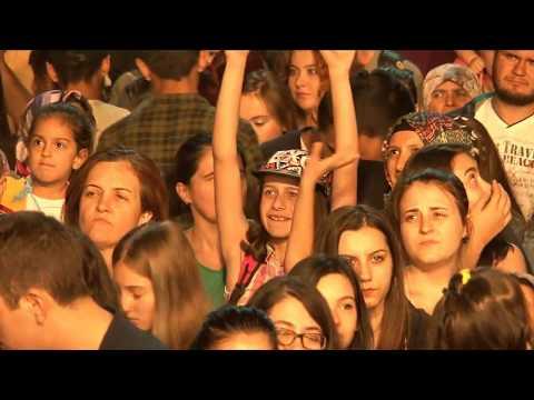 Çorlu Belediyesi 8.Kültür ve Sanat Festivali 5.Gün Merve Özbey Konseri