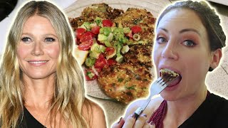 I Only Ate Gwyneth Paltrow's Recipes For A Week
