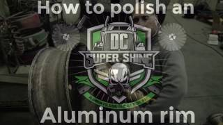 How To Polish An Aluminum Rim