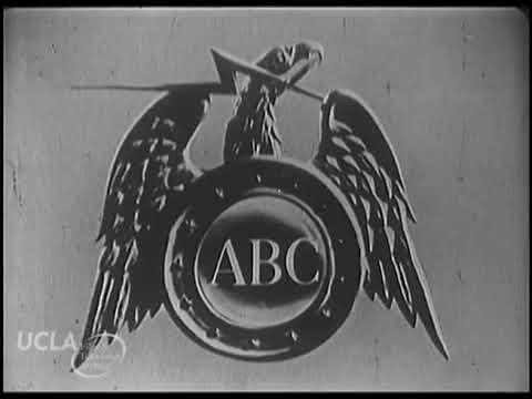 ABC Television Network logo (1953) #1