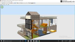 20X40 corner plot house 20x40 कोने प्लॉट हाउस design video by build your dream house
