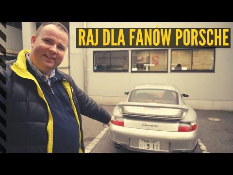Raj dla fanów Porsche - wizyta u naszego Partnera w Japonii