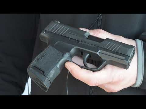 According to a Sig rep at SHOT Show, the new P365 is